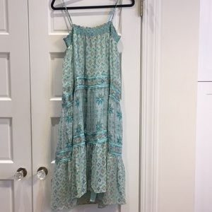Dresses & Skirts - Calypso St Barth's silk midi dress